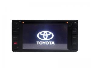 China 6.2 Inch HD I-POD V-CDC GPS 6 CDC Toyota DVD Navigation System For toyota COROLLA HILUX ST-8910 on sale