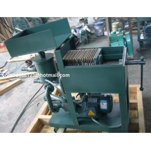China Unidad de filtrado del aceite de la placa de presión |Aceite limpio | Máquina PL-50 de la filtración del aceite de la prensa de la presión on sale