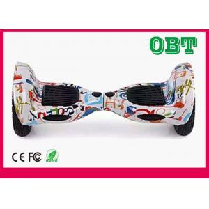 China Teenager / Adult Standing Electric Self Balance Board , Two Wheel Electric Skateboard on sale