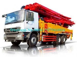 China High Cost Effective 30m SANY new truck mounted concrete pump sale with 120m³/h Output SYM5190THBDZ on sale