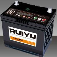 China 12V Sealed Maintenance Free Car Battery Janpan Technology 12V60Ah SMF Auto Battery on sale