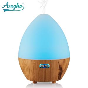 China Eggs Shaped Scented Oil Diffuser , Essential Oil Humidifier With Bluetooth App Control on sale