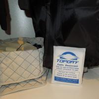 Cobalt Chloride Free 250g Desiccant Moisture Absorbent For Garments
