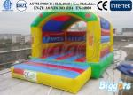 China Children Playground Commercial Inflatable Bouncers With Free Air Blower wholesale
