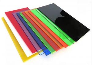 China Moulding Glossy 8x4 Feet 3mm Thick Cast Acrylic Sheet on sale