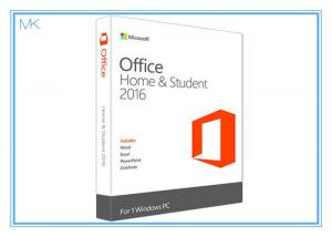 China Windows Microsoft Office Professional 2016 Home & Student OEM Key Activation Online on sale