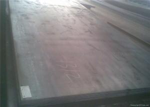 China S235/S275/S355 MS Hot Rolled Sheet Metal Plate st52 ASTM EN JS GB Standrad on sale