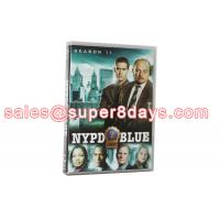 NYPD Blue Season 11 Blu-ray DVD Movie TV Show DVD  Movies TV Series DVD US UK Version Wholesale
