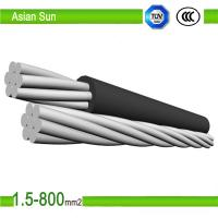 China ACSR Multi Strand Steel Wire, Galvanized Stay Wire, Bare Conductor Cable Supplier in China on sale