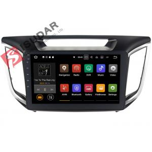 China Quad Core Google Maps Android Car Navigation System For Hyundai IX25 / Cetra Radio Video on sale