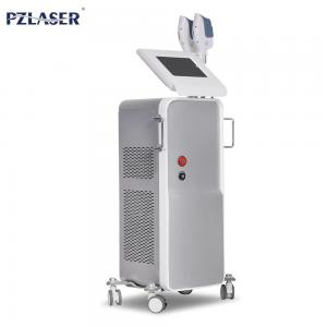 China OPT IPL SHR Hair Removal Machine With Blood Vessels Removal Function on sale
