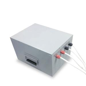 China Electric Vehicle Battery Packs Customized with PCM and Metal Case on sale