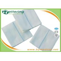 Medical Cotton Gauze Swabs Absorbent sterile gauze sponge pads100% Cotton Safe Medical Dressing pads with X-RAY line