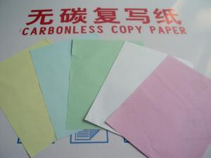 China carbonless copy paper,carbonless paper on sale