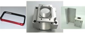 China Auto Spare Parts Precision Precision CNC Machining Services Customized Size on sale