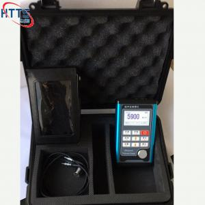 China Ultrasonic Thickness Gauge Hand Hold/Portable With US 200 supplier