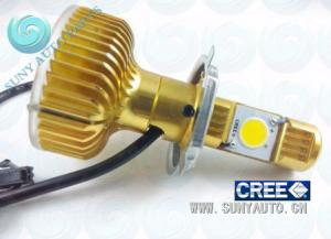 China Golden body 35w car cree led headlight h4 on sale