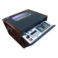 China High Temperature Resistant Insulating Oil BDV Tester 5 Minute Test BS5874 VDE0370-5 on sale