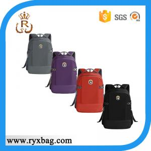 China Nylon Waterproof Business Computer Backpack for Laptop on sale
