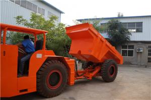 China Made in China, FYKC-8 Underground dumper used for underground mining,with CE&ISO on sale