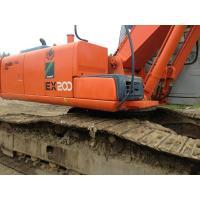 Japanese Used Hitachi ExcavatorsEX200 - 5 No Oil Leak With Original Turbo