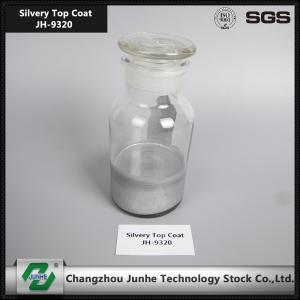 China Self Dry Silver Top Coat Zinc Aluminium Flake Coating Acid Resistance PH 3.8-5.2 on sale