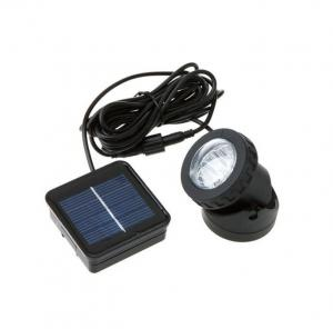 China Solar Powered Waterproof Spotlight (6 led) on sale