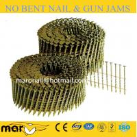 15 degree coil nails for making pallet/coil nails manufacturers