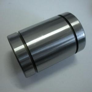 China Shaft OPEN Linear Motion Bearing LM 12 AJUU For Textile Machine , High Speed on sale