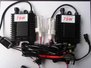 China Shockproof HID xenon hid headlight conversion kits for motorcycles , 8000k 10000k on sale