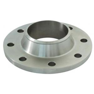 China Class 300 Carbon Steel Pipe Flanges , Raised Face Weld Neck Flange ASTM A105 on sale