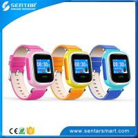 V80-1.0 colorful display Android OEM GPS Smart Watch Phone Chinese/English Software Language Smart Watch for Kids
