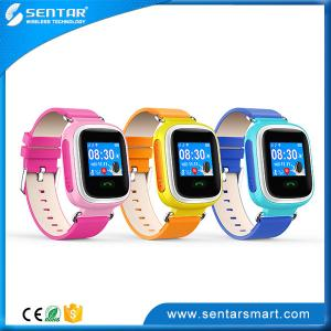 China Boys and Girls Easy Control Physical Button V80-1.0 Wifi Tracking Smart Watch for Children on sale