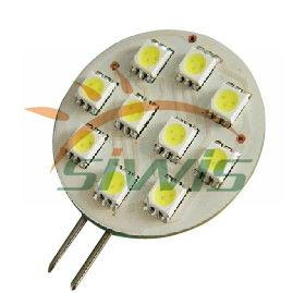 China Warm White 3500K G4 LED Lamps 12V on sale