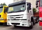 SINOTRUK HOWO Engine 336 371 420hp 6x4 Tractor Truck