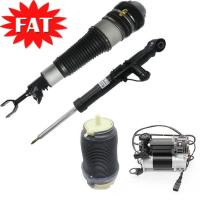 Fat chassis Air suspension complete set for Audi A6 C6 air shock absorber air spring compressor