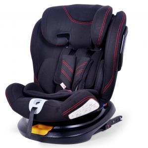 China All-in-One 360 Rotating ECE R44 Baby Car Seat 0-12y 0-36kg Safety Car Seat on sale