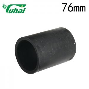 China Straight Flexi Seal Pipe Connector?, 140g Weight 76mm Size Rubber Pipe Joint on sale