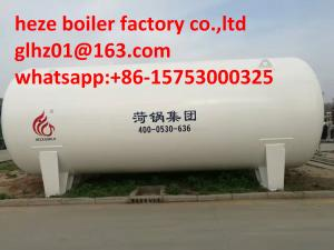 China White Color CFL-30/2.16 perlite insulated vacuum cryogenic storage tank for CO2 on sale