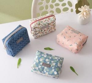 China women promotion Pu makeup cosmetic bag on sale