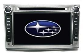China Manda car stereo for Subaru Outback 2011 car audio video factory multimedia navigation dvd gps auto parts on sale