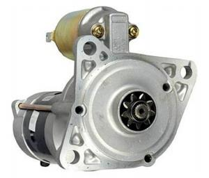China 24V 9T Auto Starter Motor , 3.2 KW One Wire Alternator 13.5mm ID Unthreaded on sale