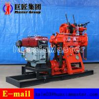 China Powerful Efficiency XY-180 Hydraulic Core Drilling Rig for sale on sale