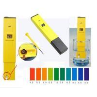 China Swimming Pool Digital PH Meter, Laboratory PH Meter For Water Analysis on sale