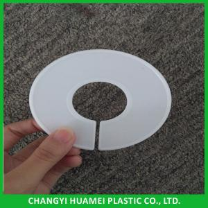 China Cheap prie plastic injection product :clothing size divider on sale