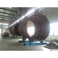 China Rotateur spécial de soudure employant pour le récipient et la chaudière à pression faciles à utiliser on sale