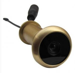 China 5.8G Wireless Mini Spy Camera 480TVL Peephole Camera With 100m Transmitter Range on sale