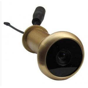 China 5.8G Wireless Mini Spy Camera 480TVL Peephole Camera With 100m Transmitter Range on sale
