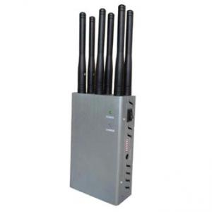 China Canada Signal jammer 4G Mobile WiF GPS Lojack Jammer on sale