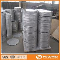100% recyclable factory manufacturer Best Quality Low Price Printing Coating aluminum disc circle for deep draw pot